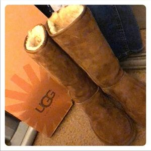 Authentic Tall UGG Boots